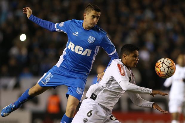 Copa Libertadores  Racing no pudo ante Atlético Mineiro e igualó 0 a ... b8b6b8a3a80c9